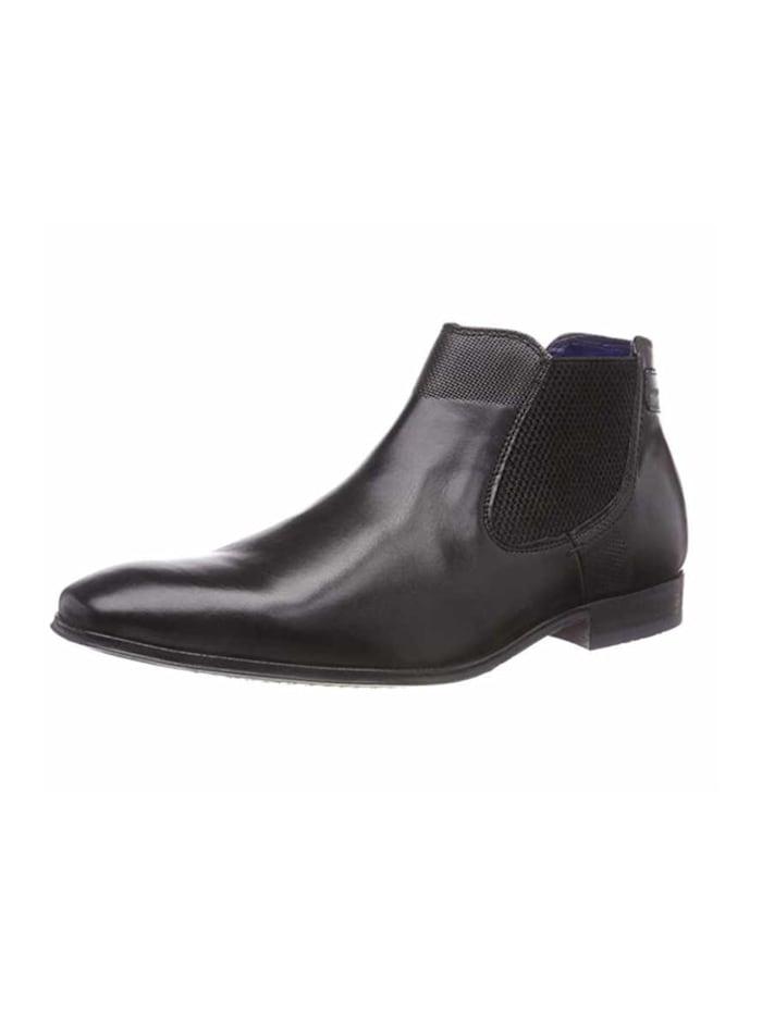 Bugatti Stiefel, schwarz