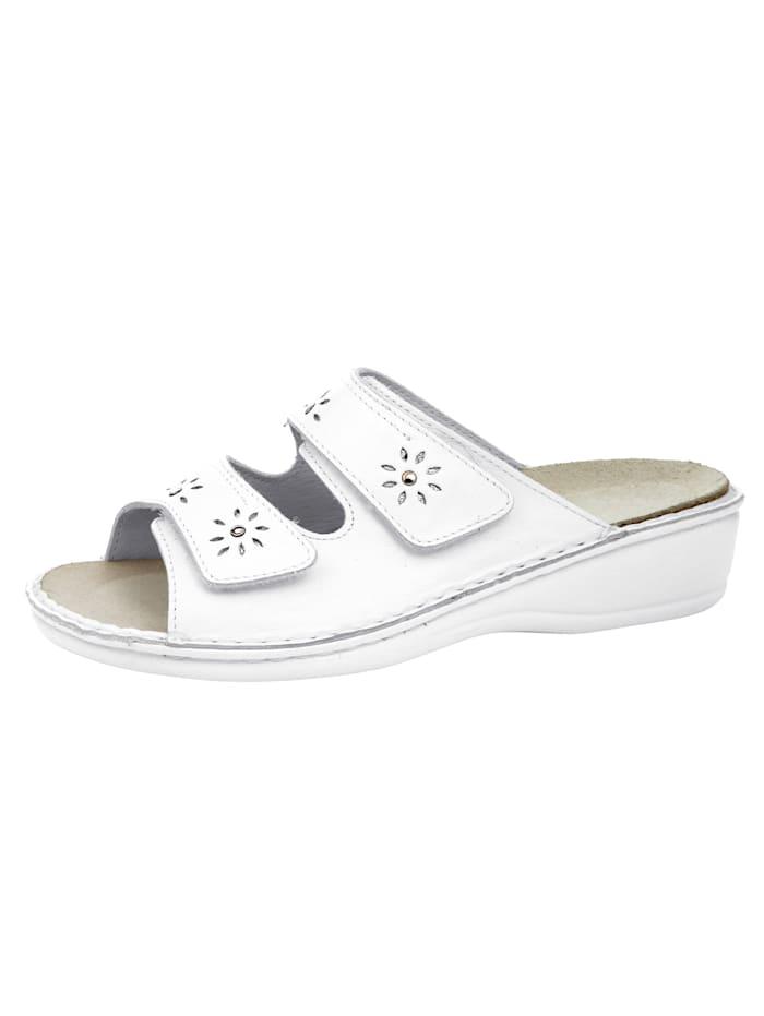 Naturläufer Nazouvací obuv, Bílá