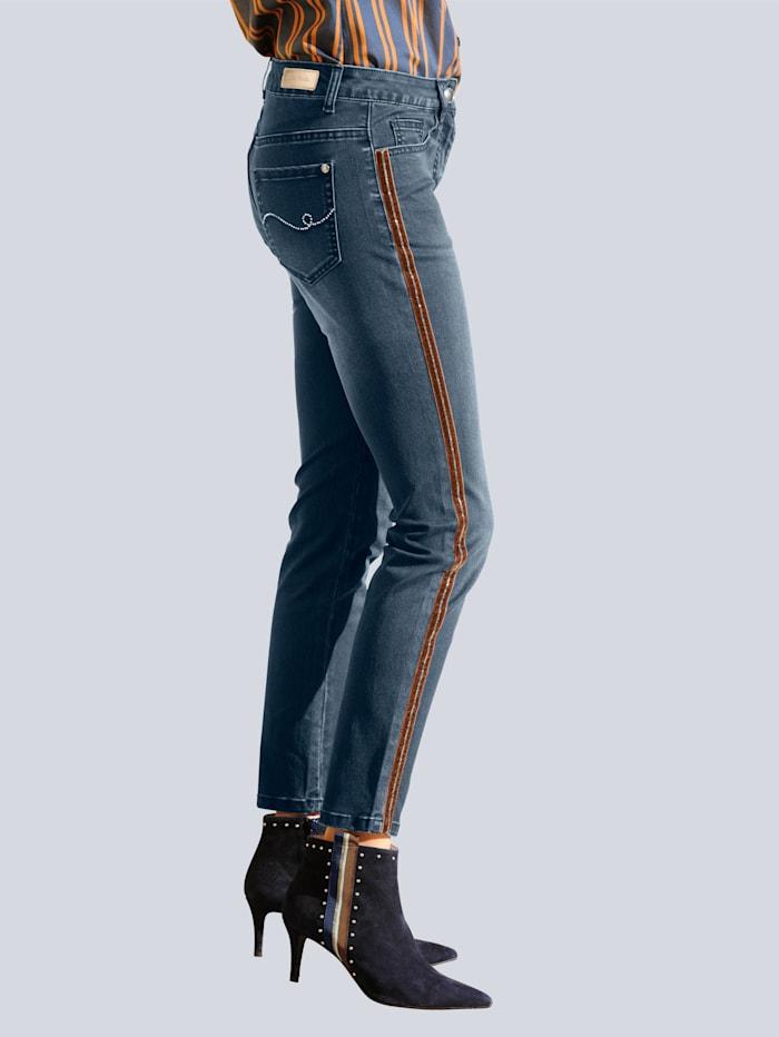 Jeans in trageangenehmer elastischer Qualität