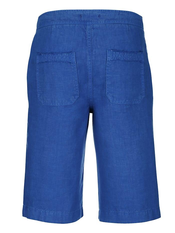 Shorts aus hochwertiger, reiner Leinenqualität