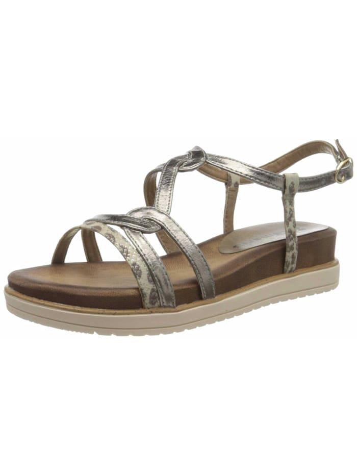 Tamaris Sandale Sandale, braun