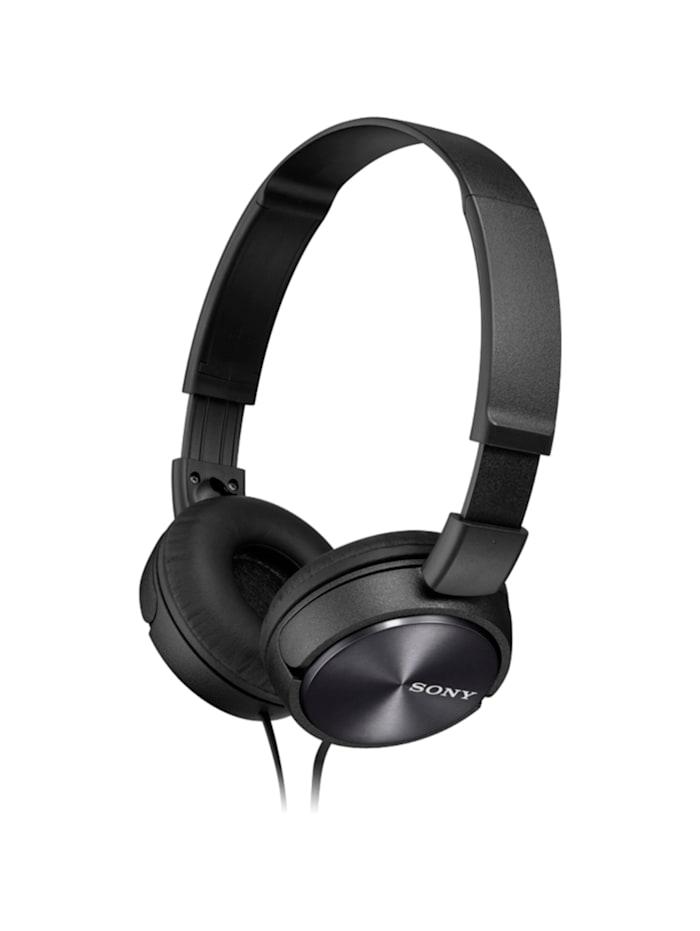Sony Headset MDR-ZX310APB, Schwarz