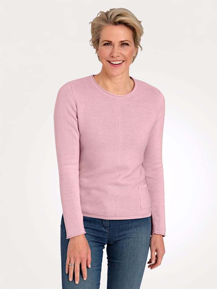 Rabe Pull-over, Rose