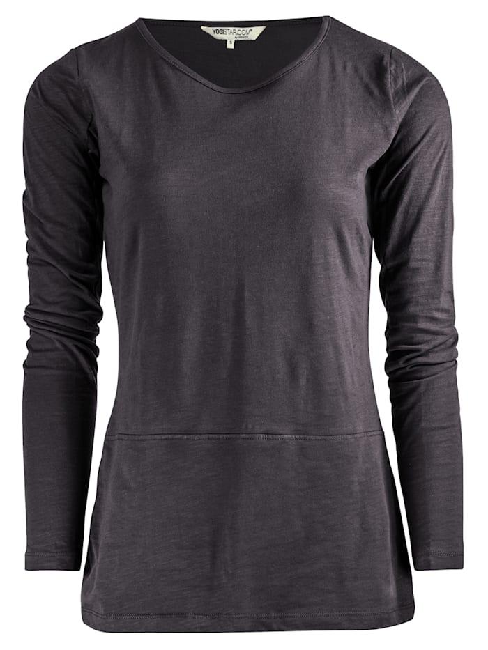 "Yoga-shirt ""get Down"" - Soot"