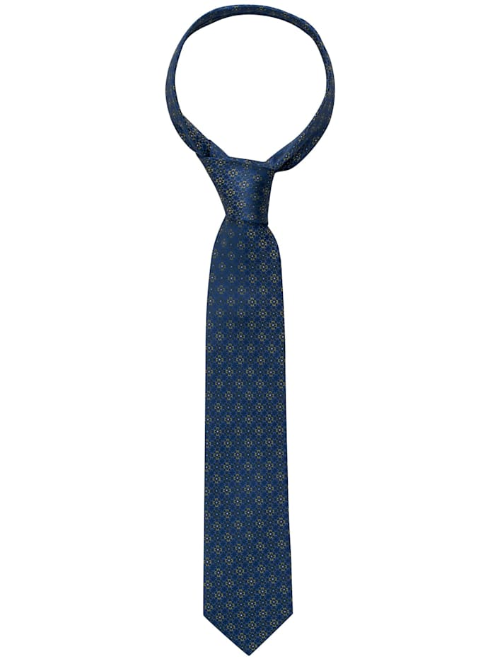 Eterna Eterna Krawatte breit, grün/blau