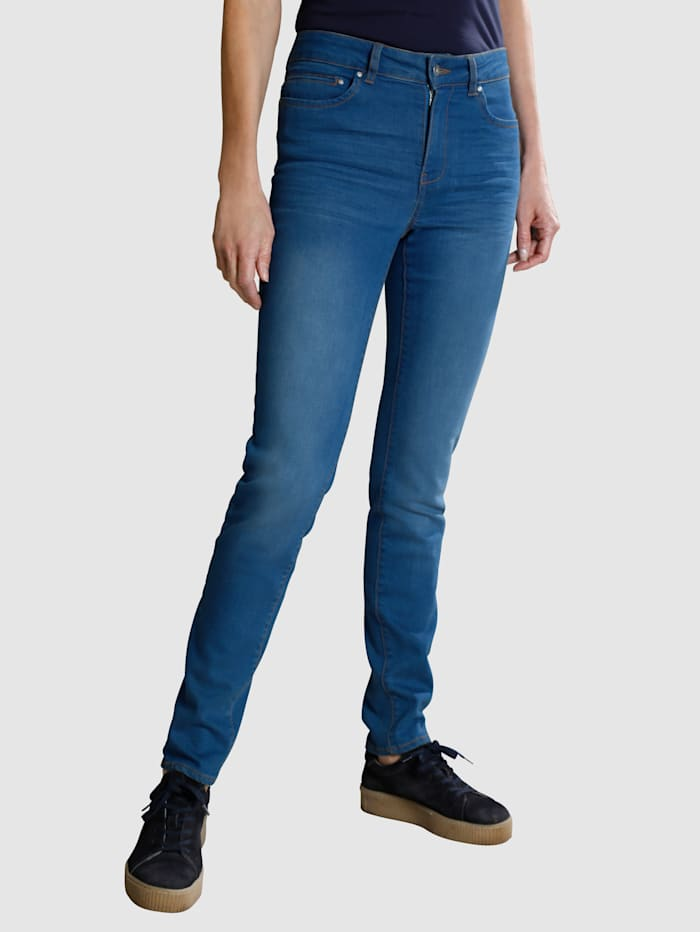 Dress In Jeans Laura extra Slim, Blau