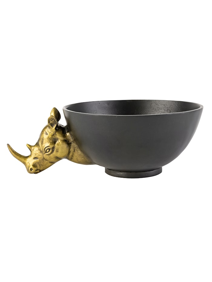 Schüssel, Nashorn