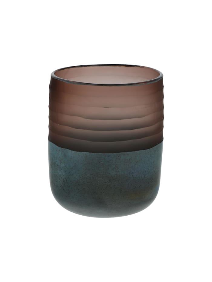 Goebel Goebel Vase Rose Hibiscus, Bunt