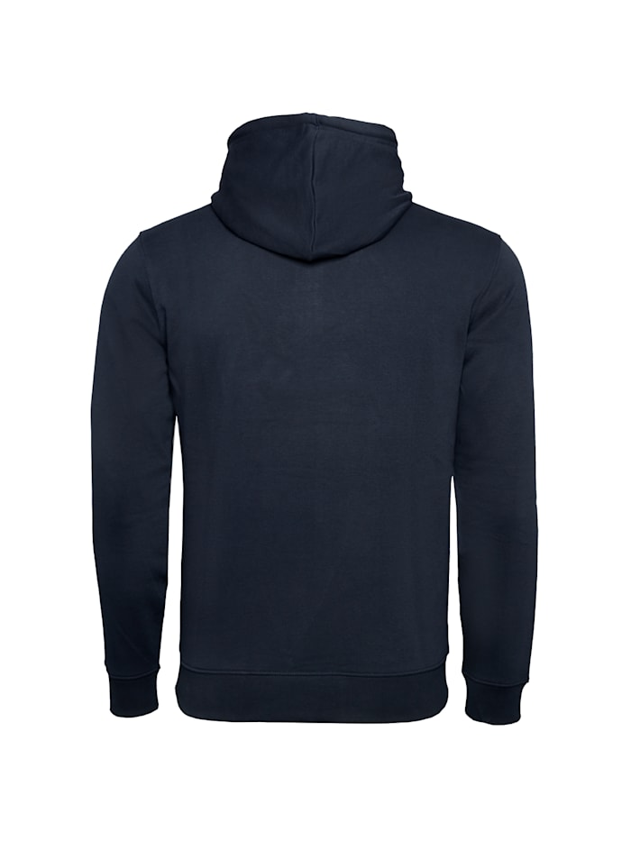 Kapuzenpullover Hooded Half Zip