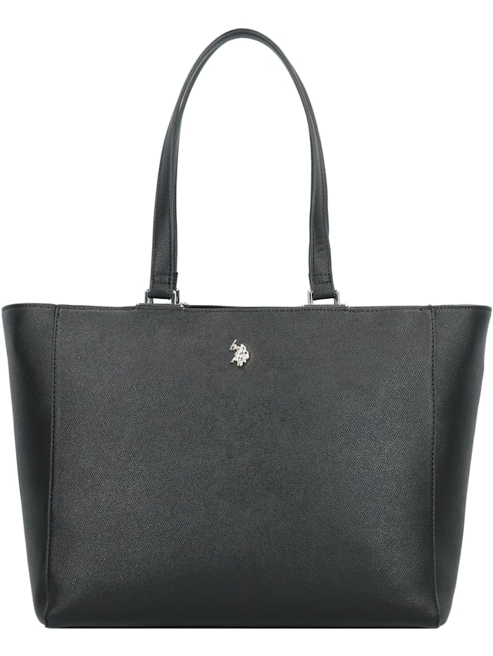 U.S. Polo Assn. Jones Schultertasche 32 cm, black