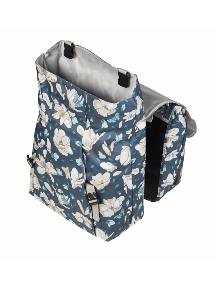"Doppelpacktasche ""Magnolia Double Bag"" blau"