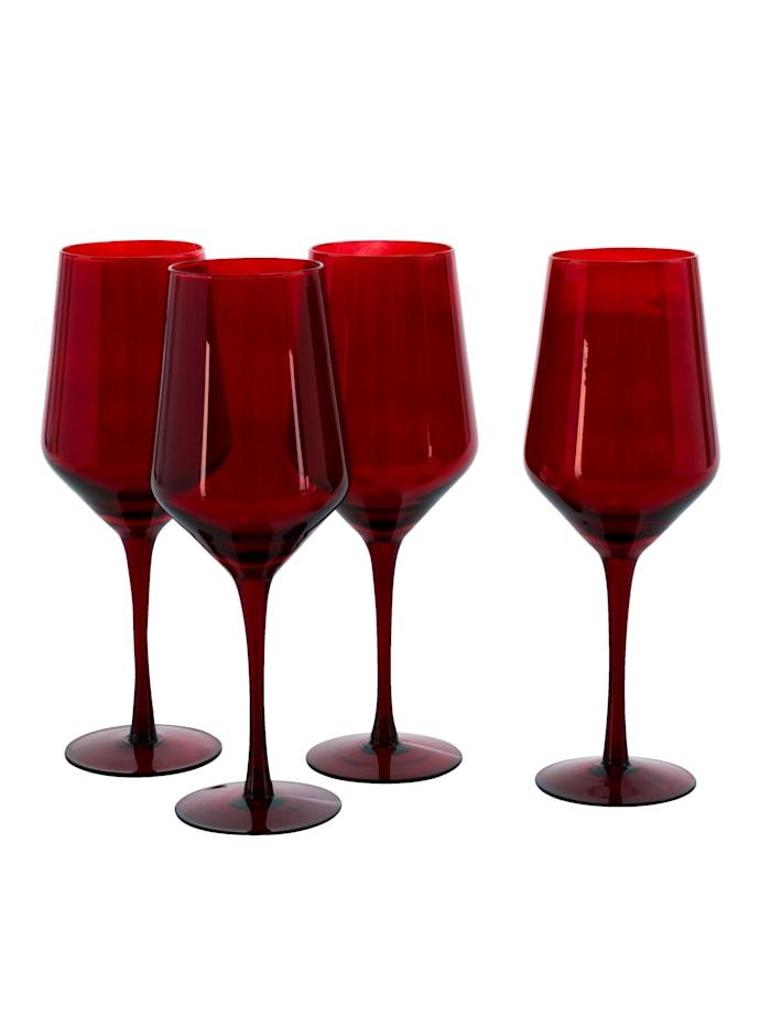 Lot de 4 verres