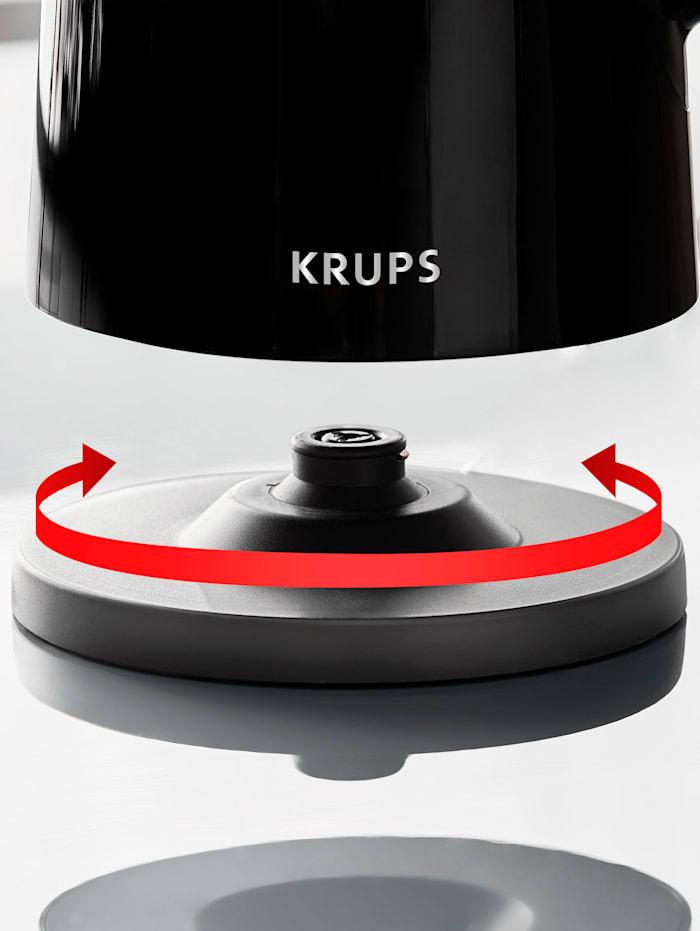 Kabelloser Wasserkocher 'Smart'n Light BW8018', 5 einstellbare Temperaturstufen, Fassungsvermögen 1,7 Liter
