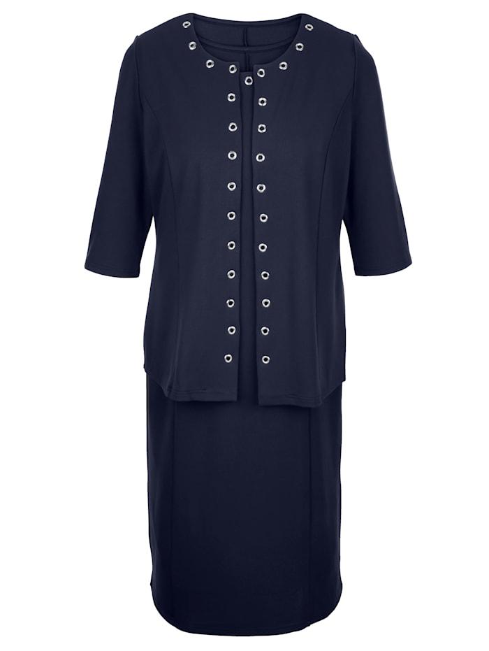 Set bestående av klänning och jacka