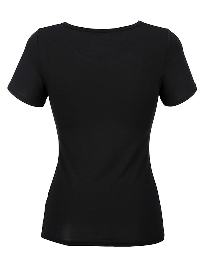 Shirt in weicher Modal-Qualität