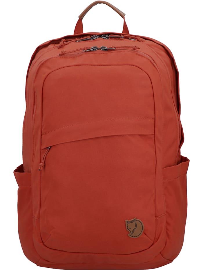 Fjällräven Räven 28 Rucksack 46 cm Laptopfach, cabin red