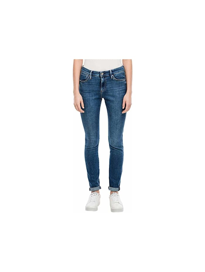s.Oliver Skinny Fit Jeans Skinny Fit Jeans, blau