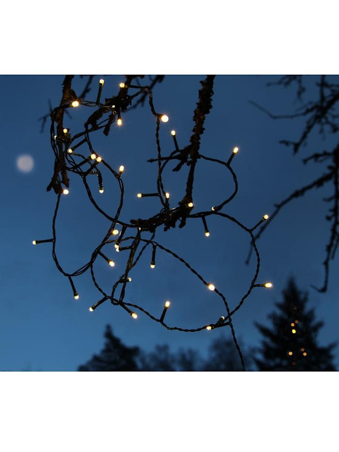 Guirlande lumineuse à LED, blanc chaud