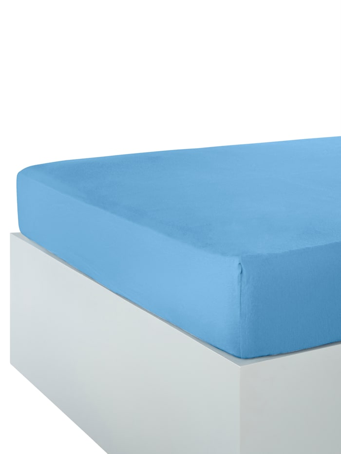 Webschatz Strekklaken i nydelige farger, blå