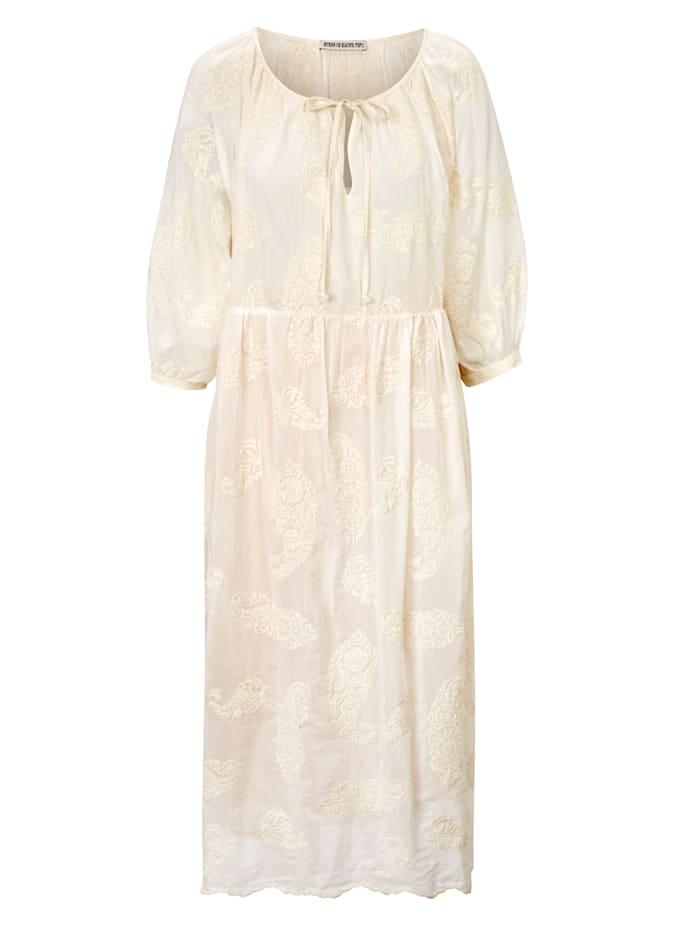 DRYKORN Kleid, Off-white