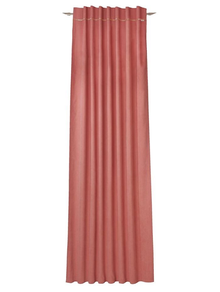 Esprit Dekoschal 'Cord', Coral
