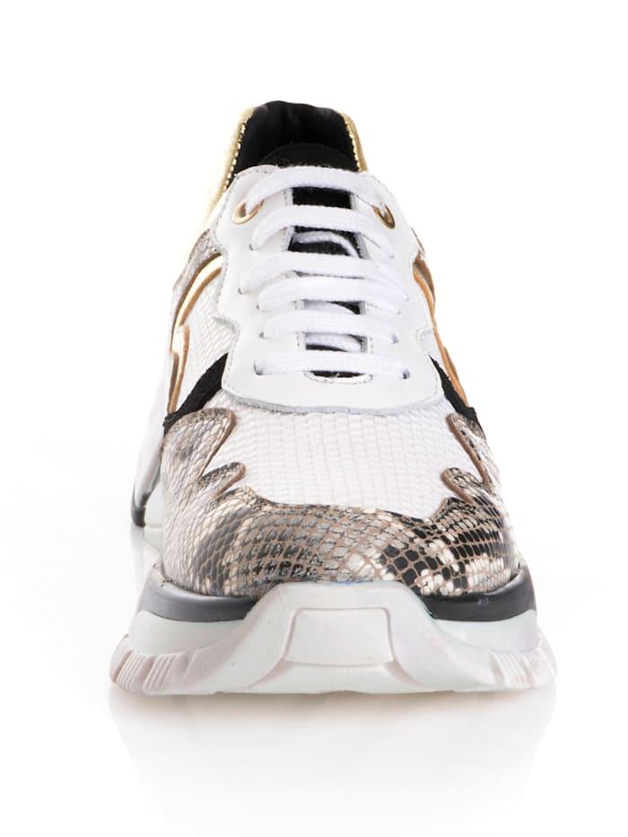 Sneaker im angesagtem Optikenmix