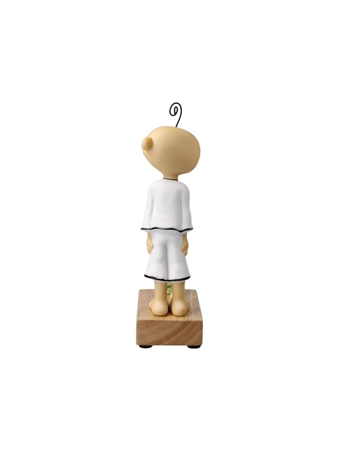 """Figur Der kleine Yogi - """"Du machst mich glücklich"""""""