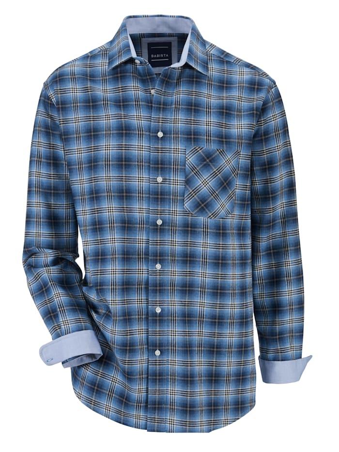 BABISTA Overhemd, Blauw
