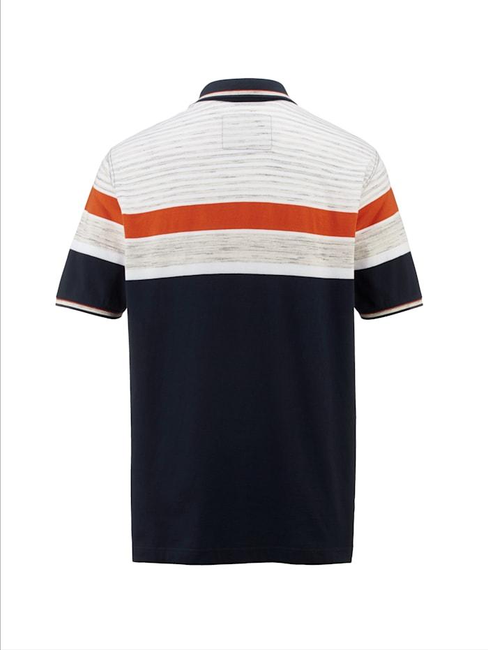 Poloshirt in garngefärbter Qualität
