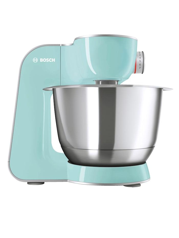 Bosch Universal-Küchenmaschine MUM58020, mint turquoise/silber
