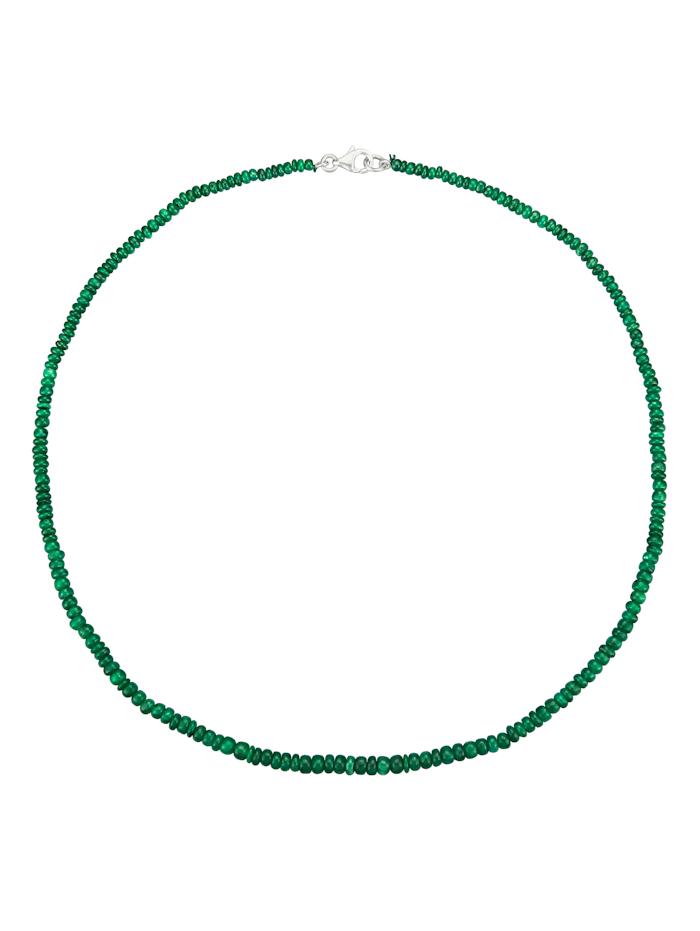 KLiNGEL Ketting van smaragd, Groen