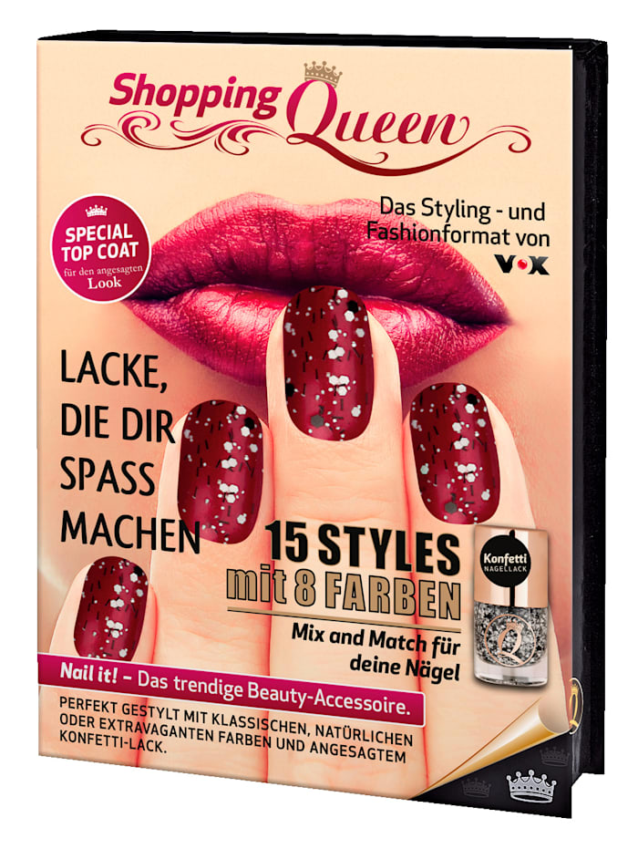 Vernis à ongles Shopping Queen