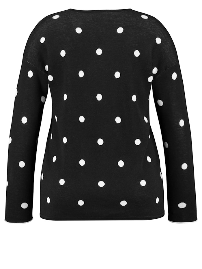 Pullover mit Dots