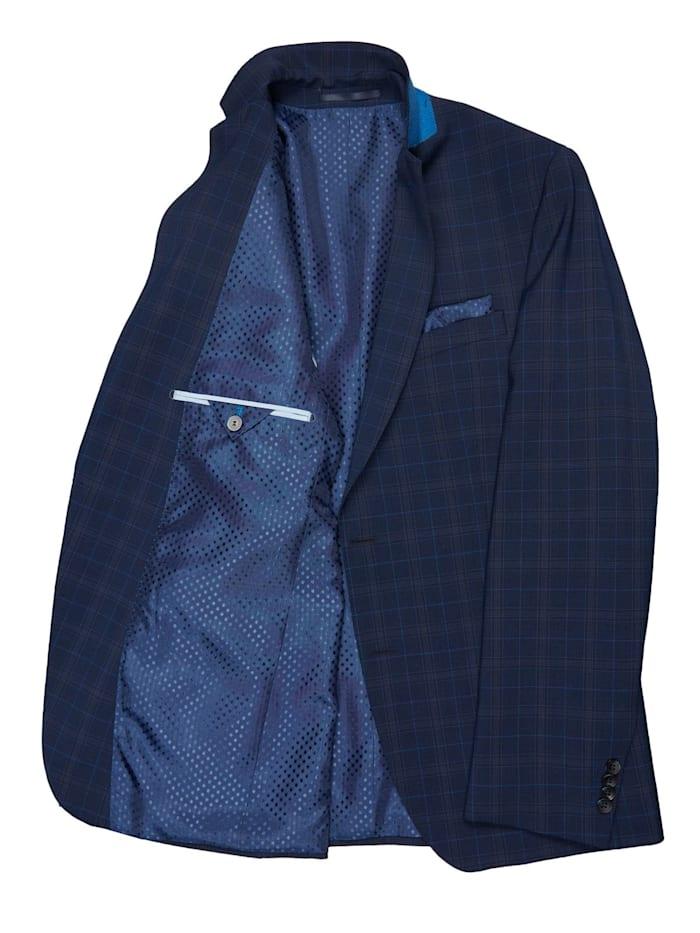 Anzug-Sakko CG Finston in Check-Design