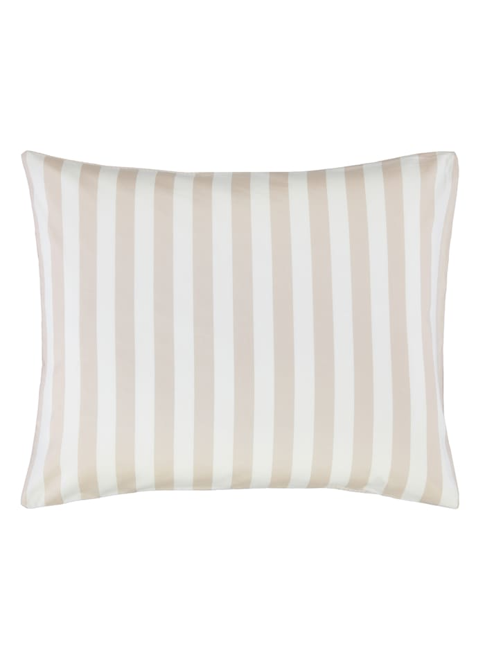 Satin Bettwäsche 'Classic Stripe'