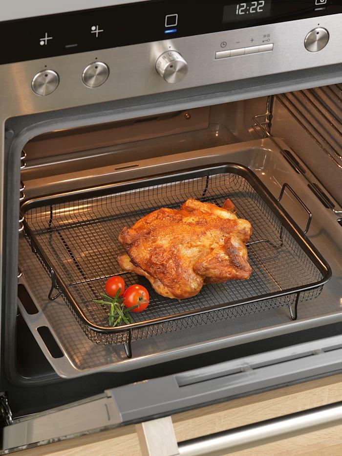 GOURMETmaxxgrillmandje voor de oven