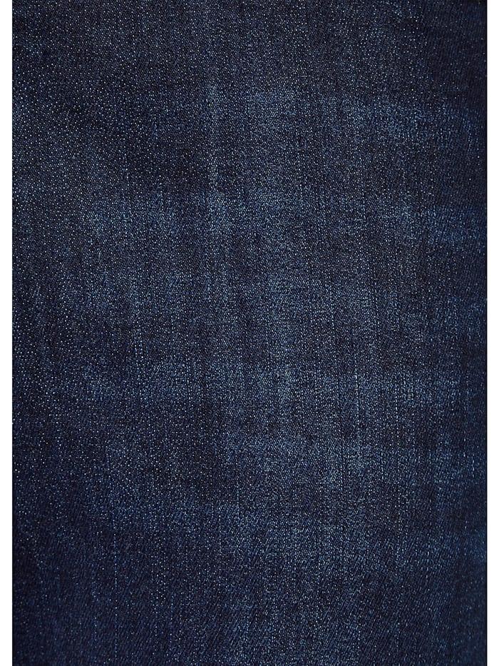 Jeans ,Skinny Galon' mit seitlichen Kontraststreifen