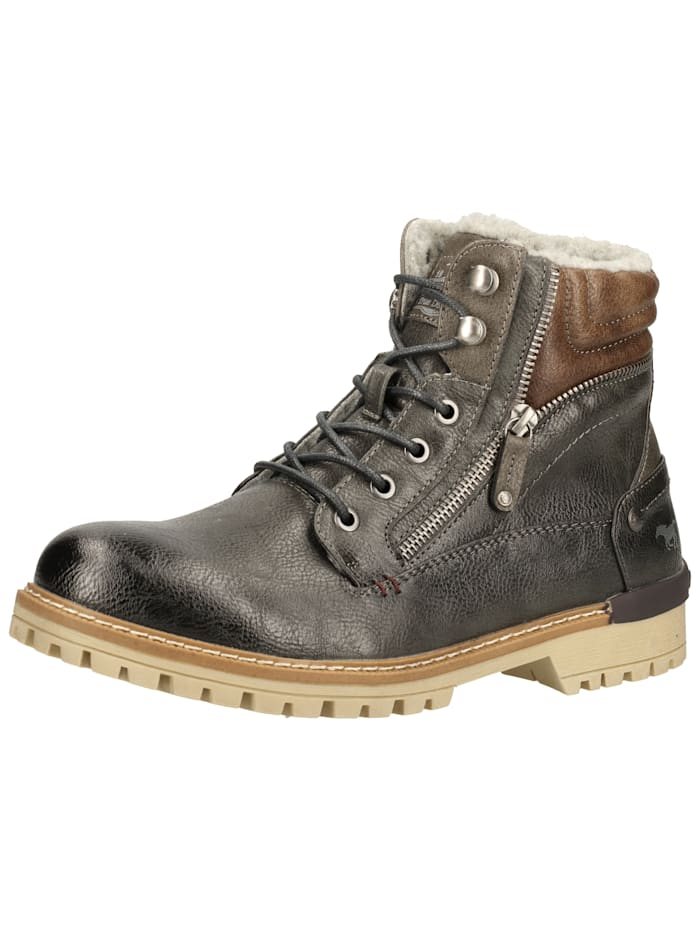 Mustang Mustang Stiefelette, Graphit
