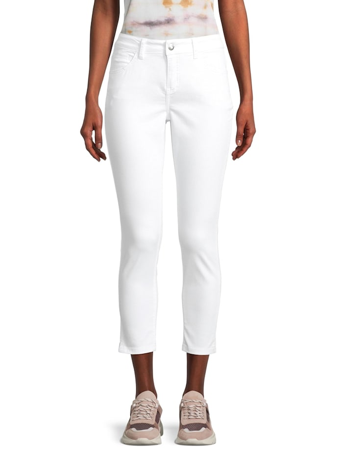 Cartoon Modern fit jeans Slim Fit Material, Weiß