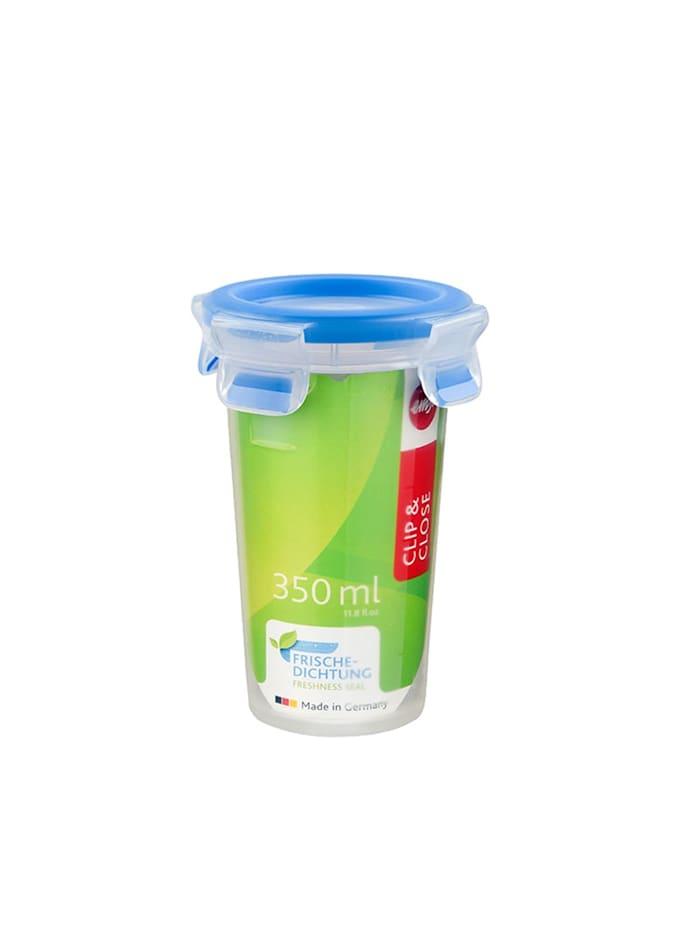 EMSA Dose 3D Perfect Clean Clip   Close, Transparent, Blau