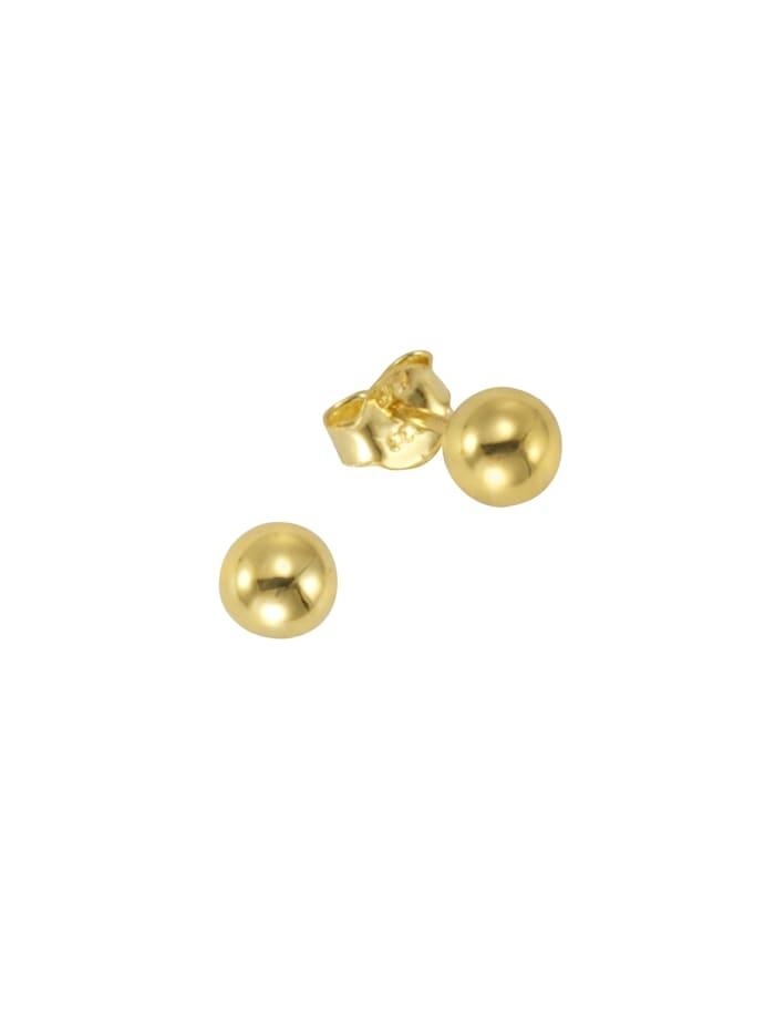 Celesta Ohrstecker 333/- Gold 1,5cm Glänzend 333/- Gold, gelb