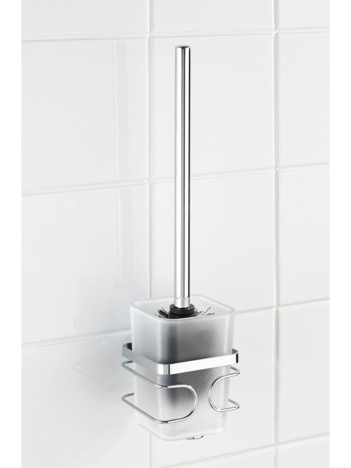 WC-Garnitur Premium Edelstahl, rostfrei