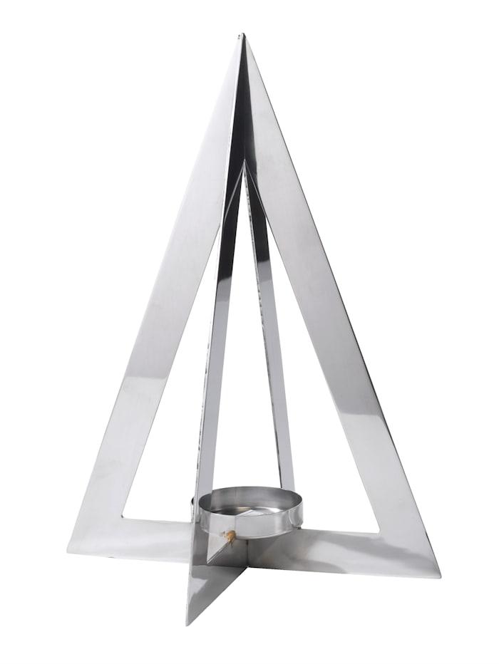 Creativ Deco Telysholder, Sølv