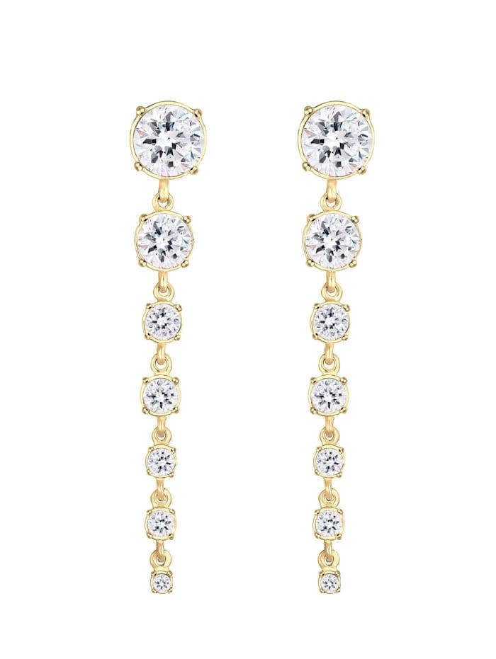Ohrringe Edel Ohrhänger Swarovski® Kristalle 925 Silber
