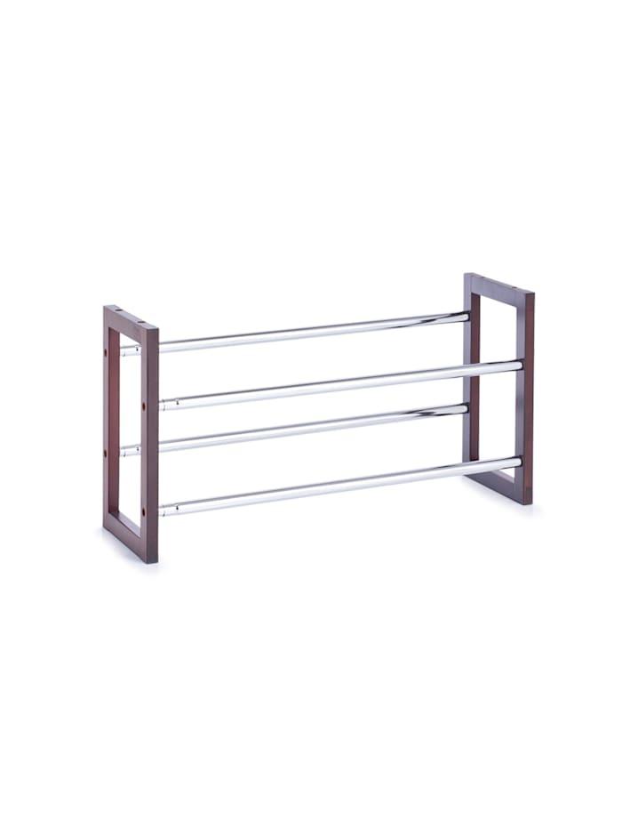 HTI-Living Schuhregal Kiefer/Metall, Bunt