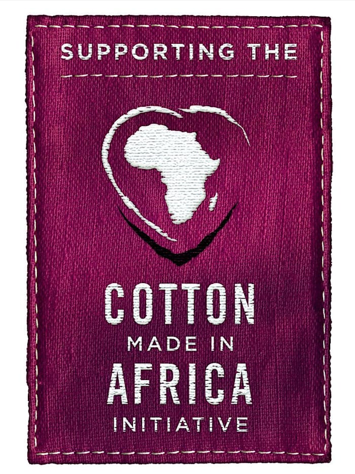 Huispak uit de 'Cotton made in Africa'-collectie
