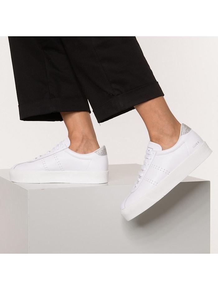 2854 Club 3 Comfeaglitterw Sneakers Low