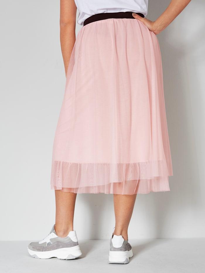 Angel of Style Rok van tule, Roze