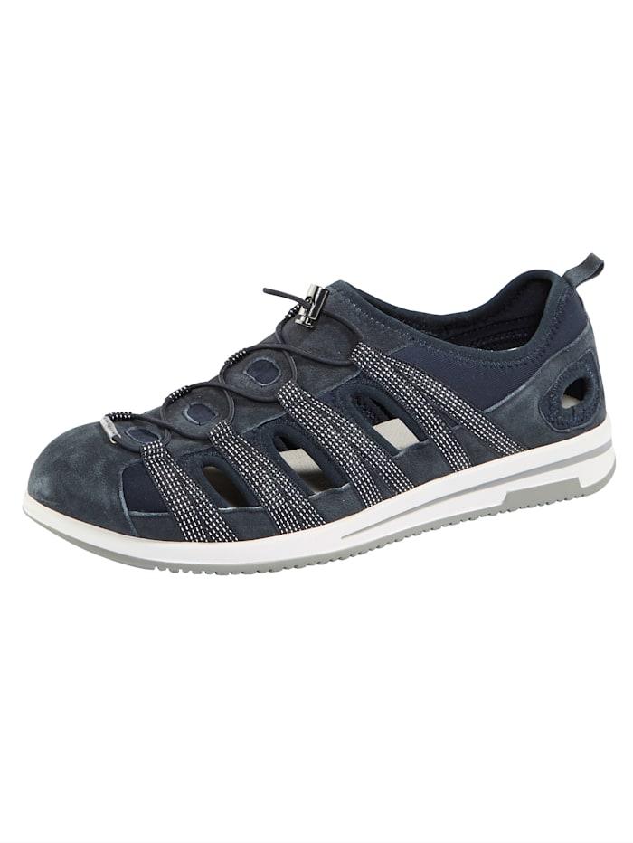 MONA Ilma-aukolliset kengät, Tummansininen