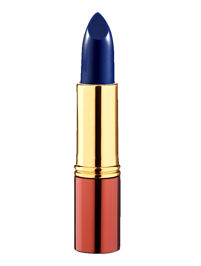 Ikos Denkender Lippenstift, blau/aubergine